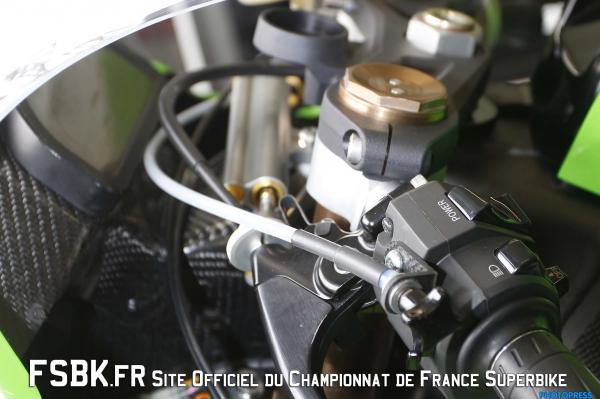 LE MANS  FSBK  2013 1er manche du Championnat de France Superbike 30 & 31 Mars  2013 © PHOTOPRESS Tel: 04 93 37 95 96 info@photopress.fr