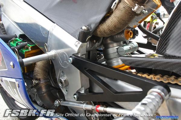 NOGARO FSBK 2014  2 ème manche du Championnat de France Superbike 24 & 25 Mai 2014 © PHOTOPRESS Tel: 04 93 37 95 96 info@photopress.fr