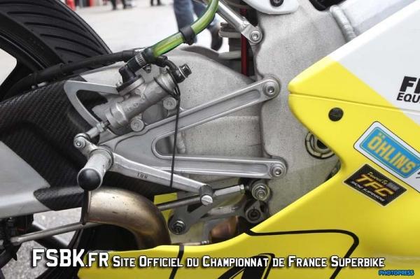 VIGEANT  FSBK  2013 3 ème manche Championnat de France Superbike 25 & 26 Mai  2013 © PHOTOPRESS Tel: 04 93 37 95 96 info@photopress.fr