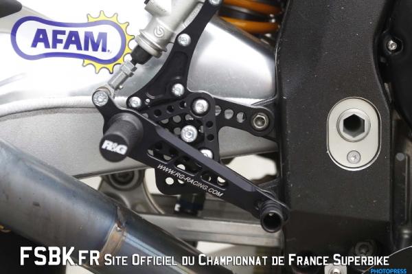 NOGARO  FSBK  2013 2 ème manche Championnat de France Superbike 27 & 28 Avril  2013 © PHOTOPRESS Tel: 04 93 37 95 96 info@photopress.fr