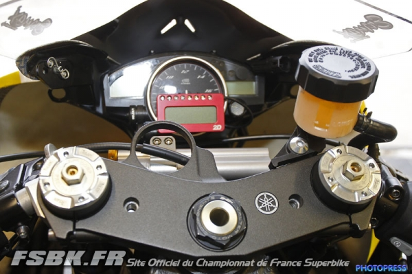 LE MANS FSBK 2014  1 ère manche du Championnat de France Superbike 5 & 6 Avril 2014 © PHOTOPRESS Tel: 04 93 37 95 96 info@photopress.fr