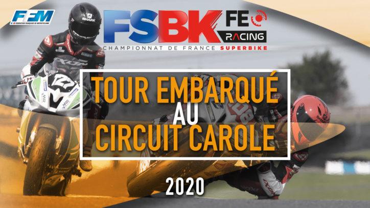 // TOUR EMBARQUE – CAROLE (93) //