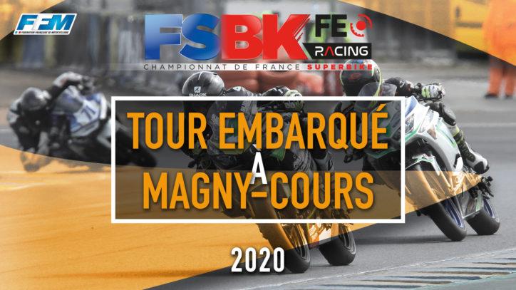 // TOUR EMBARQUE – MAGNY COURS (58) //