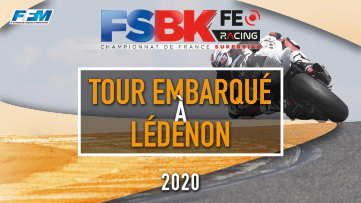 // TOUR EMBARQUE – LEDENON (30) //