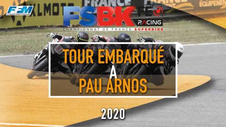 // TOUR EMBARQUE – PAU ARNOS (64) //