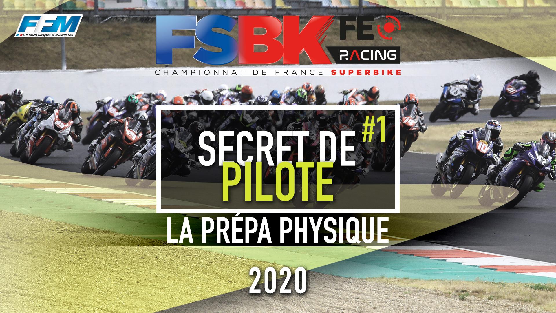 // SECRET DE PILOTE – LA PREPA PHYSIQUE //