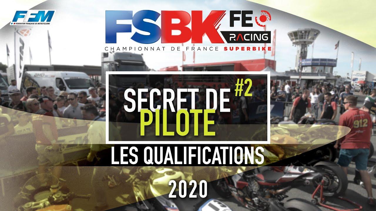 // SECRET DE PILOTE – LES QUALIFS //