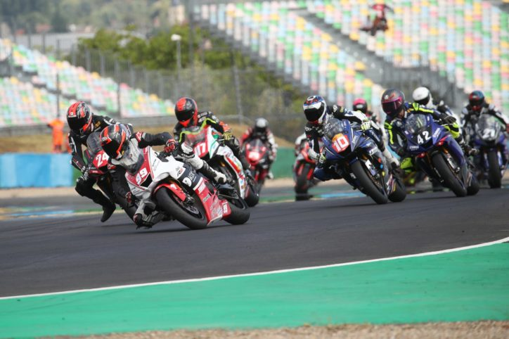 SUPERSPORT 600 : STAGES PERFORMANCE ET WILD CARD WSBK