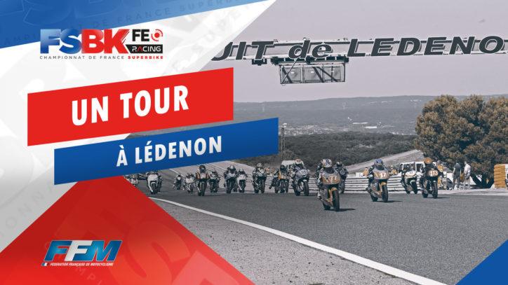 // UN TOUR A LÉDENON //
