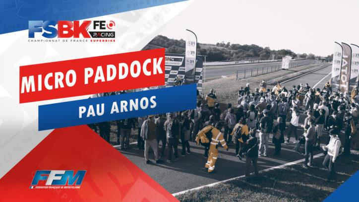 // MICRO PADDOCK PAU ARNOS //