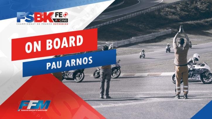 // ON BOARD PAU ARNOS //