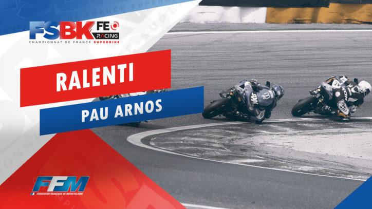 // RALENTI DE PAU ARNOS //