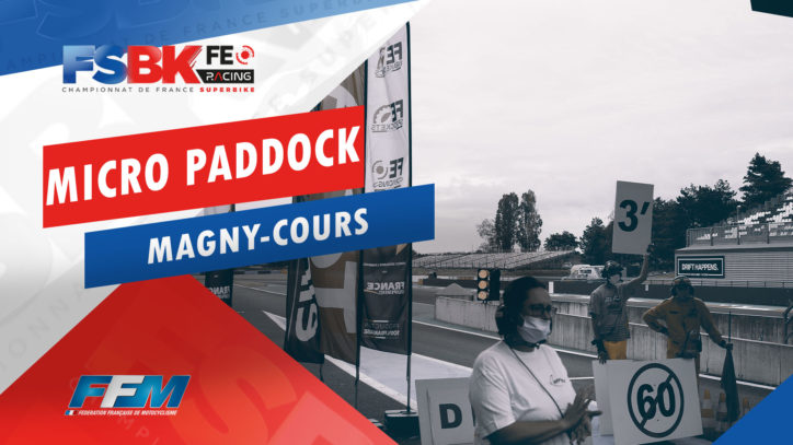 // MICRO PADDOCK MAGNY COURS //