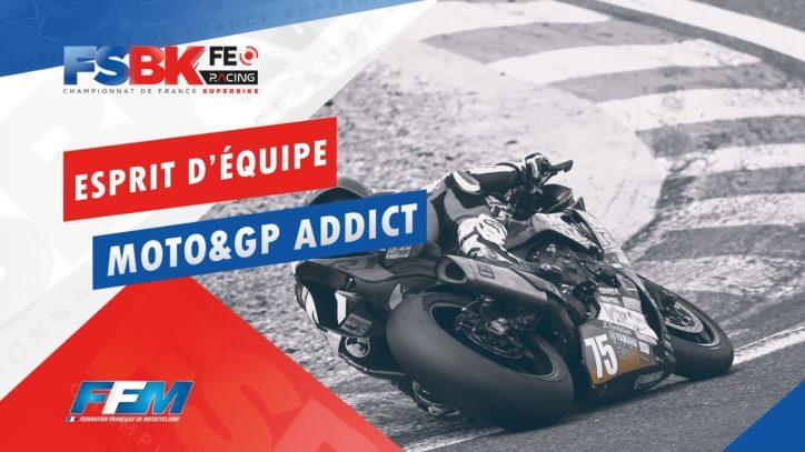 // ESPRIT D'EQUIPE MOTO&GP ADDICT //
