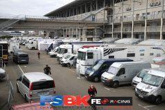 LE MANS FSBK 2021 1ere manche du Championnat de France Superbike 27 & 28 Mars 2021 © PHOTOPRESS Tel: 06 08 07 57 80 info@photopress.fr