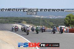LEDENON FSBK 2020 3 ème manche Championnat de France Superbike 12 / 13 Septembre 2020 © PHOTOPRESS Tel: 06 08 07 57 80 info@photopress.fr